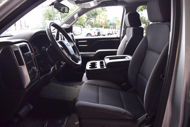 2017 Chevrolet Silverado 1500 Crew Cab 4x2, Pickup #M10973A - photo 11