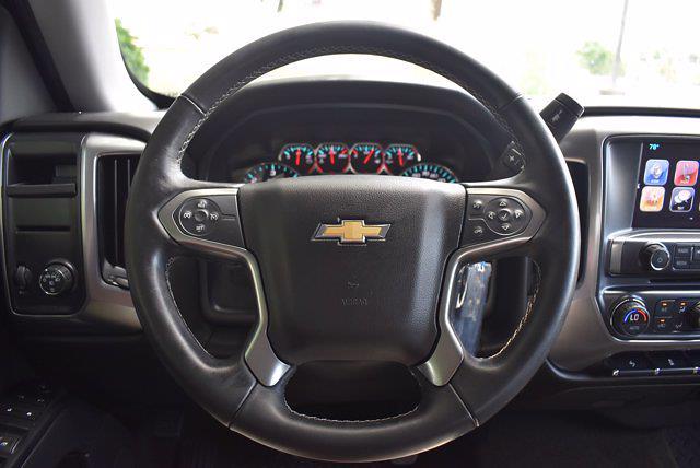 2017 Chevrolet Silverado 1500 Crew Cab 4x2, Pickup #M10973A - photo 14
