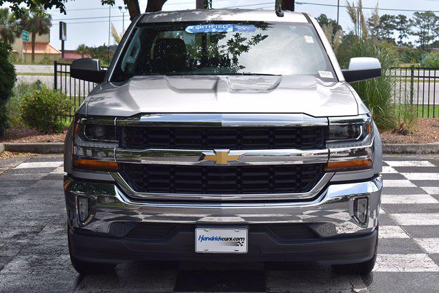 2017 Chevrolet Silverado 1500 Crew Cab 4x2, Pickup #M10973A - photo 5