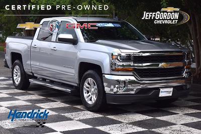 2017 Chevrolet Silverado 1500 Crew Cab 4x2, Pickup #M10973A - photo 1