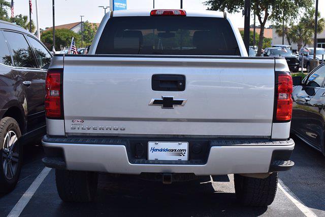 2018 Chevrolet Silverado 1500 Crew Cab 4x4, Pickup #M10984A - photo 7