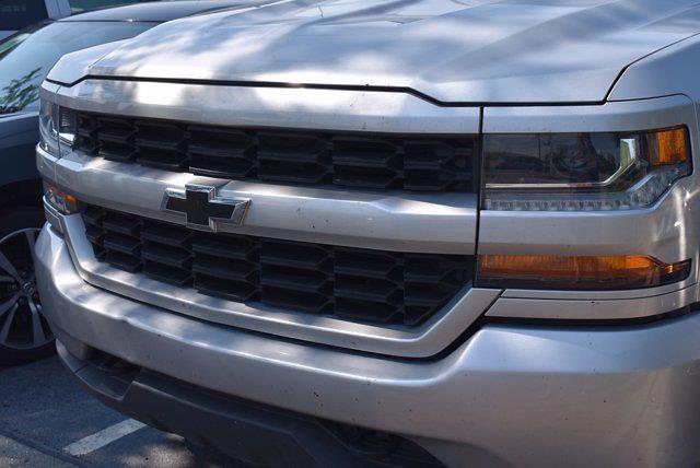 2018 Chevrolet Silverado 1500 Crew Cab 4x4, Pickup #M10984A - photo 10