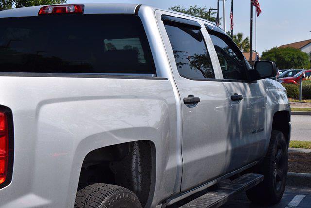 2018 Chevrolet Silverado 1500 Crew Cab 4x4, Pickup #M10984A - photo 20