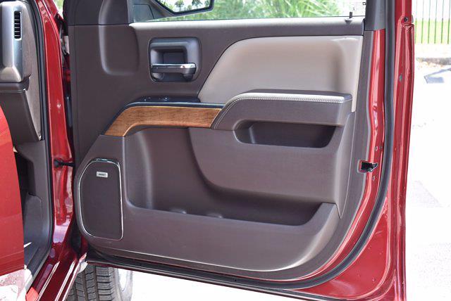 2018 Chevrolet Silverado 1500 Crew Cab 4x4, Pickup #M11000A - photo 28