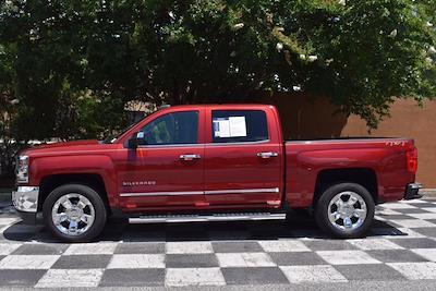 2018 Chevrolet Silverado 1500 Crew Cab 4x4, Pickup #M11000A - photo 7