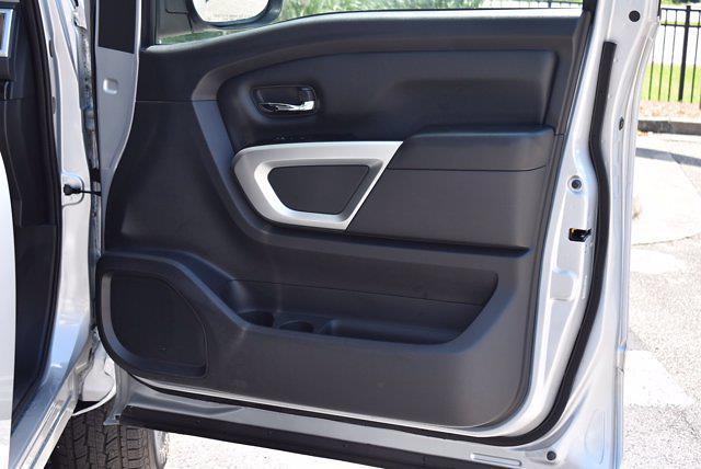 2019 Nissan Titan Crew Cab 4x4, Pickup #M11009A - photo 28