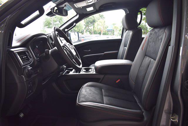 2020 Nissan Titan Crew Cab 4x4, Pickup #M11060A - photo 12