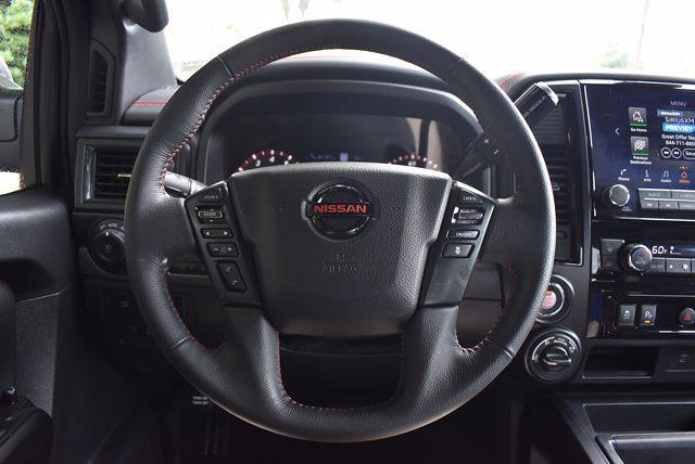 2020 Nissan Titan Crew Cab 4x4, Pickup #M11060A - photo 15
