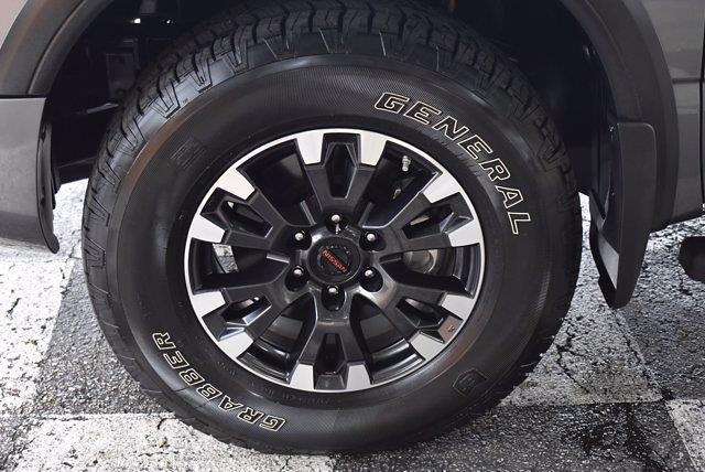 2020 Nissan Titan Crew Cab 4x4, Pickup #M11060A - photo 38
