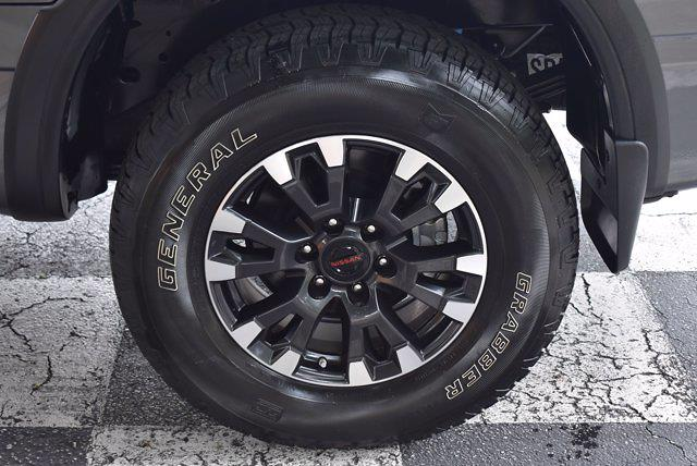 2020 Nissan Titan Crew Cab 4x4, Pickup #M11060A - photo 39