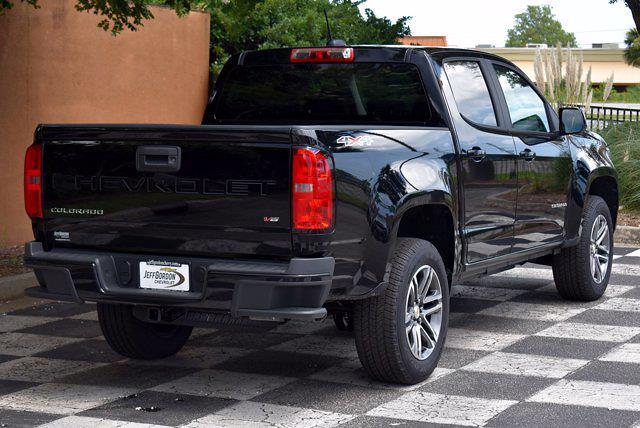 2021 Chevrolet Colorado Crew Cab 4x4, Pickup #M11148 - photo 1