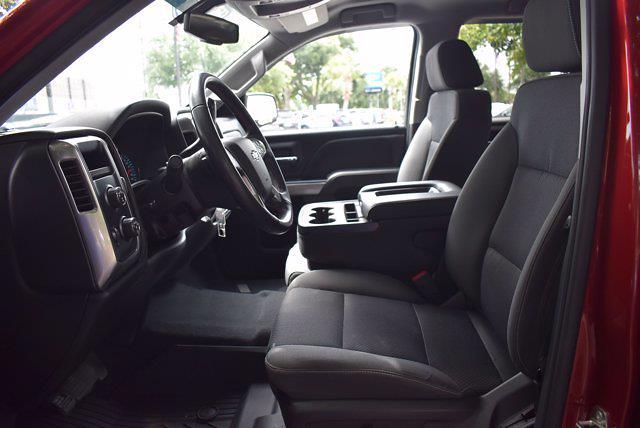 2018 Chevrolet Silverado 1500 Crew Cab 4x4, Pickup #M11184A - photo 11