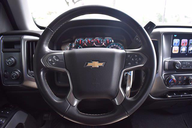 2018 Chevrolet Silverado 1500 Crew Cab 4x4, Pickup #M11184A - photo 14
