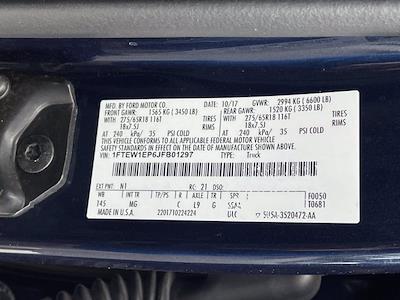 2018 F-150 SuperCrew Cab 4x4,  Pickup #M11287A - photo 30