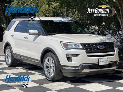 2018 Explorer FWD,  SUV #M11299G - photo 1