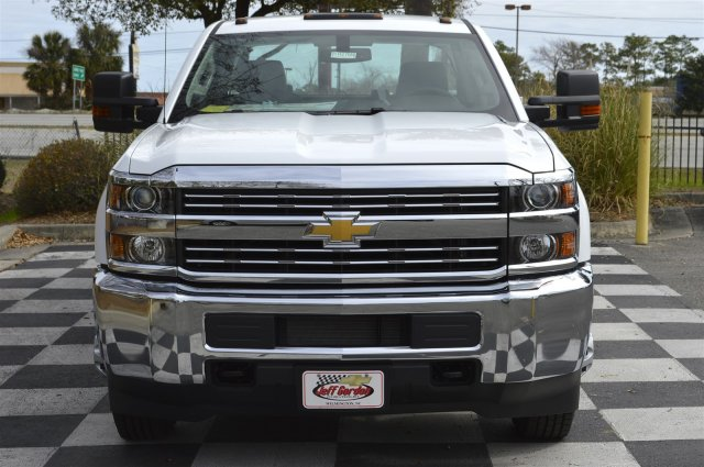 2016 Silverado 3500 Crew Cab 4x4, Service Body #MR2755 - photo 4