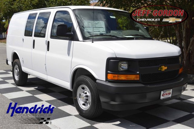 2017 Express 2500, Cargo Van #MS1093 - photo 1