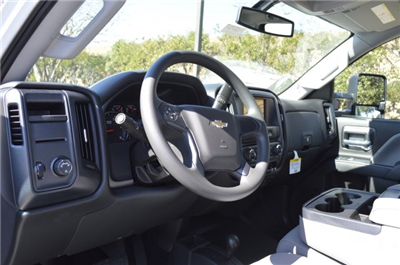 2017 Silverado 3500 Crew Cab 4x4, Cab Chassis #MS1757 - photo 10