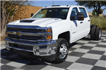 2017 Silverado 3500 Crew Cab 4x4, Cab Chassis #MS1757 - photo 3