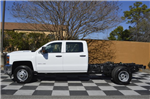 2017 Silverado 3500 Crew Cab 4x4, Cab Chassis #MS1757 - photo 7