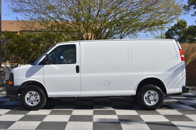 2017 Express 2500, Cargo Van #MS2063 - photo 8