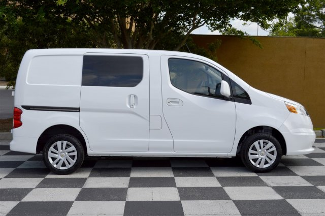 2017 City Express Cargo Van #MS2124 - photo 9