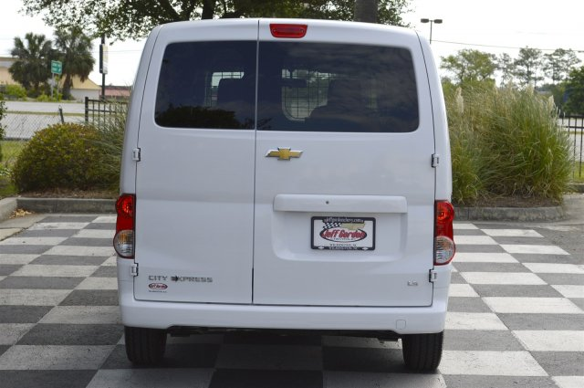 2017 City Express Cargo Van #MS2125 - photo 7