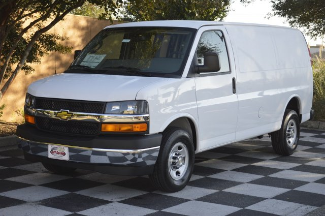 2017 Express 2500 Cargo Van #MS2517 - photo 4