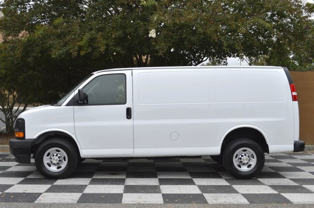 2017 Express 2500 Cargo Van #MS2534 - photo 8