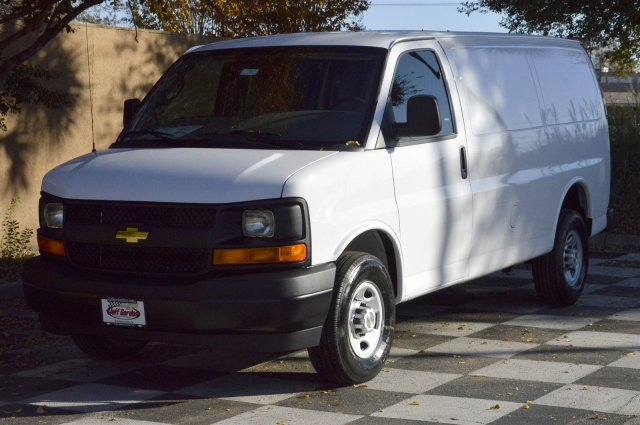 2017 Express 2500 Cargo Van #MS2535 - photo 4