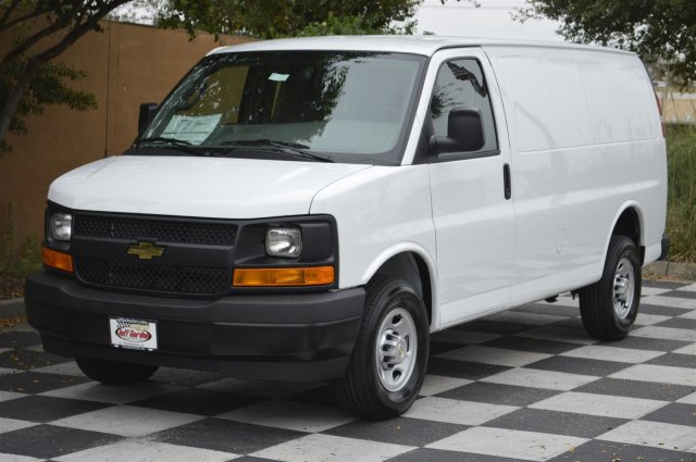 2017 Express 2500 Cargo Van #MS2543 - photo 4