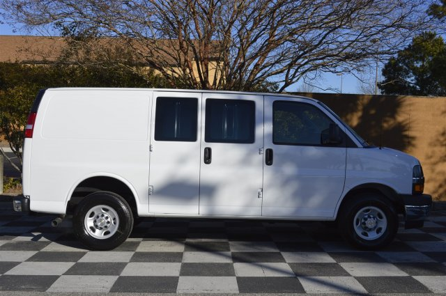 2018 Express 2500 Cargo Van #MT1576 - photo 9
