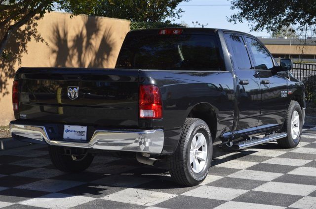 2017 Ram 1500 Quad Cab 4x2,  Pickup #MT2493A - photo 4