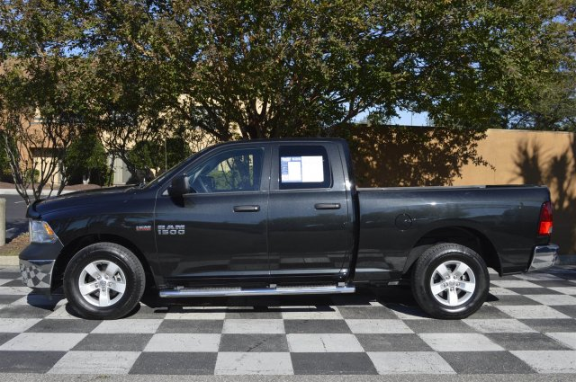 2017 Ram 1500 Quad Cab 4x2,  Pickup #MT2493A - photo 6