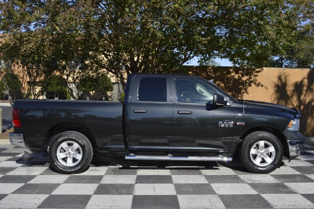 2017 Ram 1500 Quad Cab 4x2,  Pickup #MT2493A - photo 7