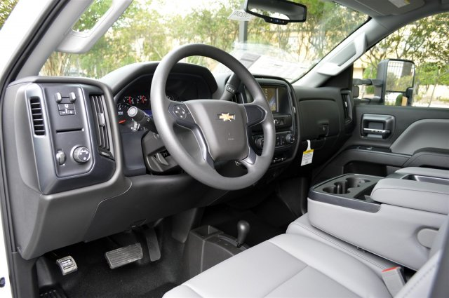 2019 Silverado 2500 Double Cab 4x4,  Knapheide Service Body #MU1234 - photo 10
