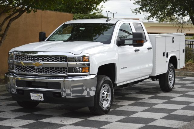 2019 Silverado 2500 Double Cab 4x4,  Knapheide Service Body #MU1234 - photo 3