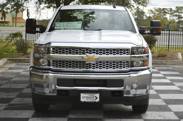 2019 Silverado 2500 Double Cab 4x4,  Knapheide Service Body #MU1234 - photo 4