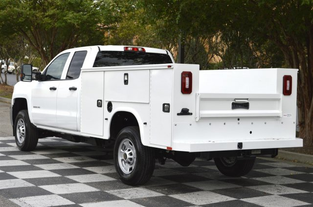 2019 Silverado 2500 Double Cab 4x4,  Knapheide Service Body #MU1234 - photo 5
