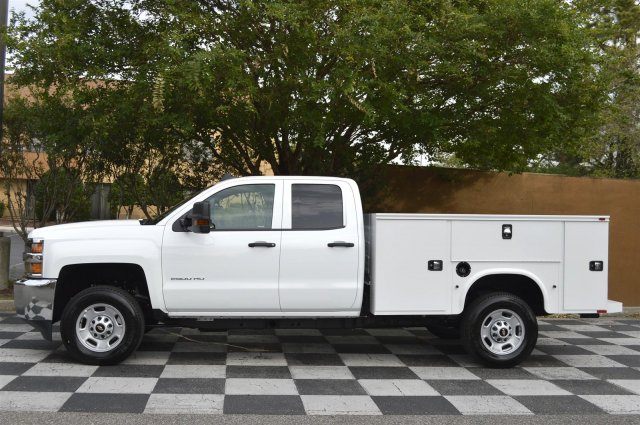 2019 Silverado 2500 Double Cab 4x4,  Knapheide Service Body #MU1234 - photo 7