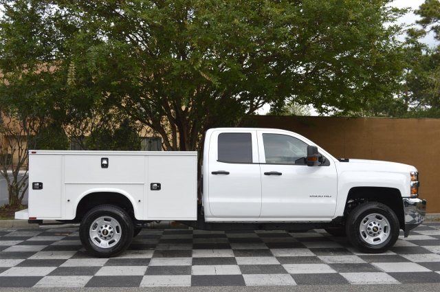 2019 Silverado 2500 Double Cab 4x4,  Knapheide Service Body #MU1234 - photo 8