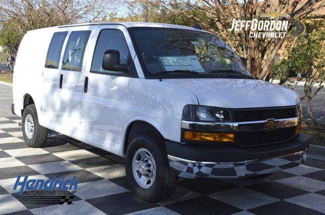 2019 Express 2500 4x2,  Sortimo Upfitted Cargo Van #MU1694 - photo 1