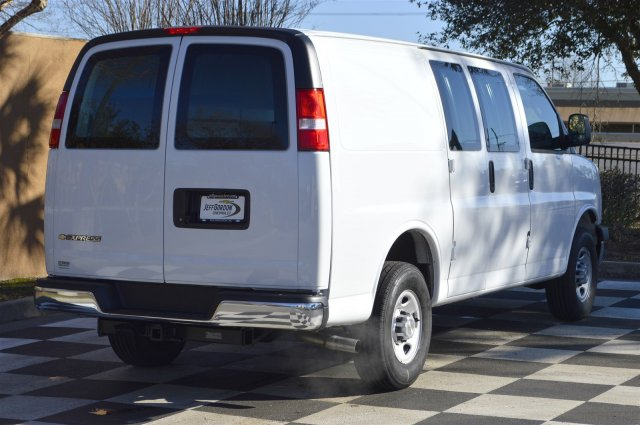2019 Express 2500 4x2,  Sortimo Upfitted Cargo Van #MU1694 - photo 5