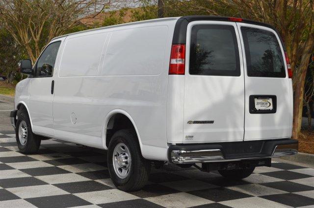 2019 Express 2500 4x2,  Sortimo Shelf Staxx Base Upfitted Cargo Van #MU2104 - photo 6