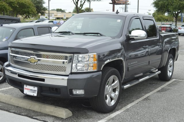 2010 Silverado 1500 Crew Cab, Pickup #P24484A - photo 3