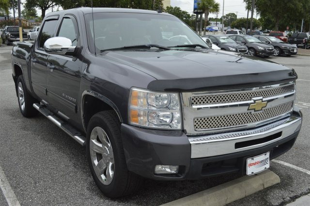 2010 Silverado 1500 Crew Cab, Pickup #P24484A - photo 4