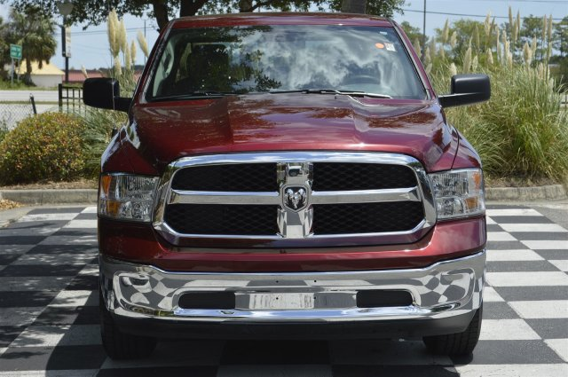 2017 Ram 1500 Quad Cab 4x4, Pickup #P24546 - photo 4