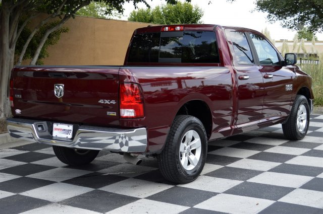 2017 Ram 1500 Quad Cab 4x4, Pickup #P24546 - photo 2