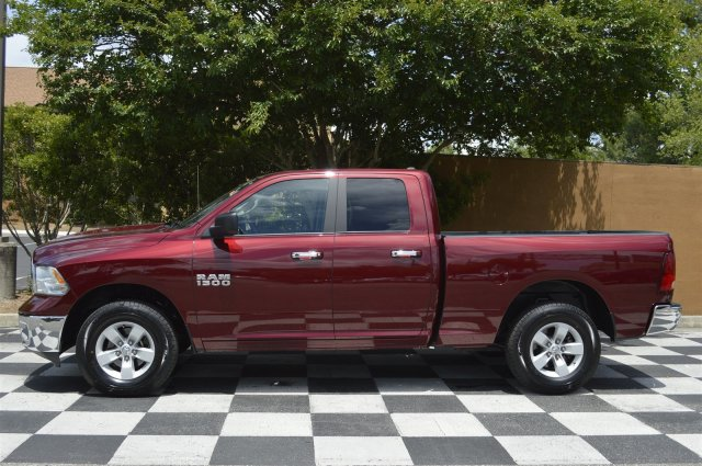 2017 Ram 1500 Quad Cab 4x4, Pickup #P24546 - photo 7