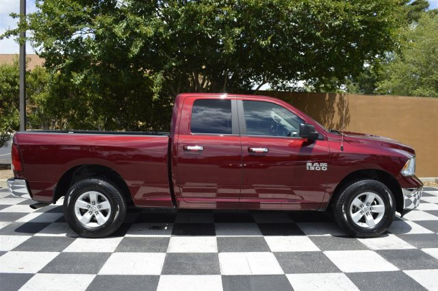 2017 Ram 1500 Quad Cab 4x4, Pickup #P24546 - photo 8